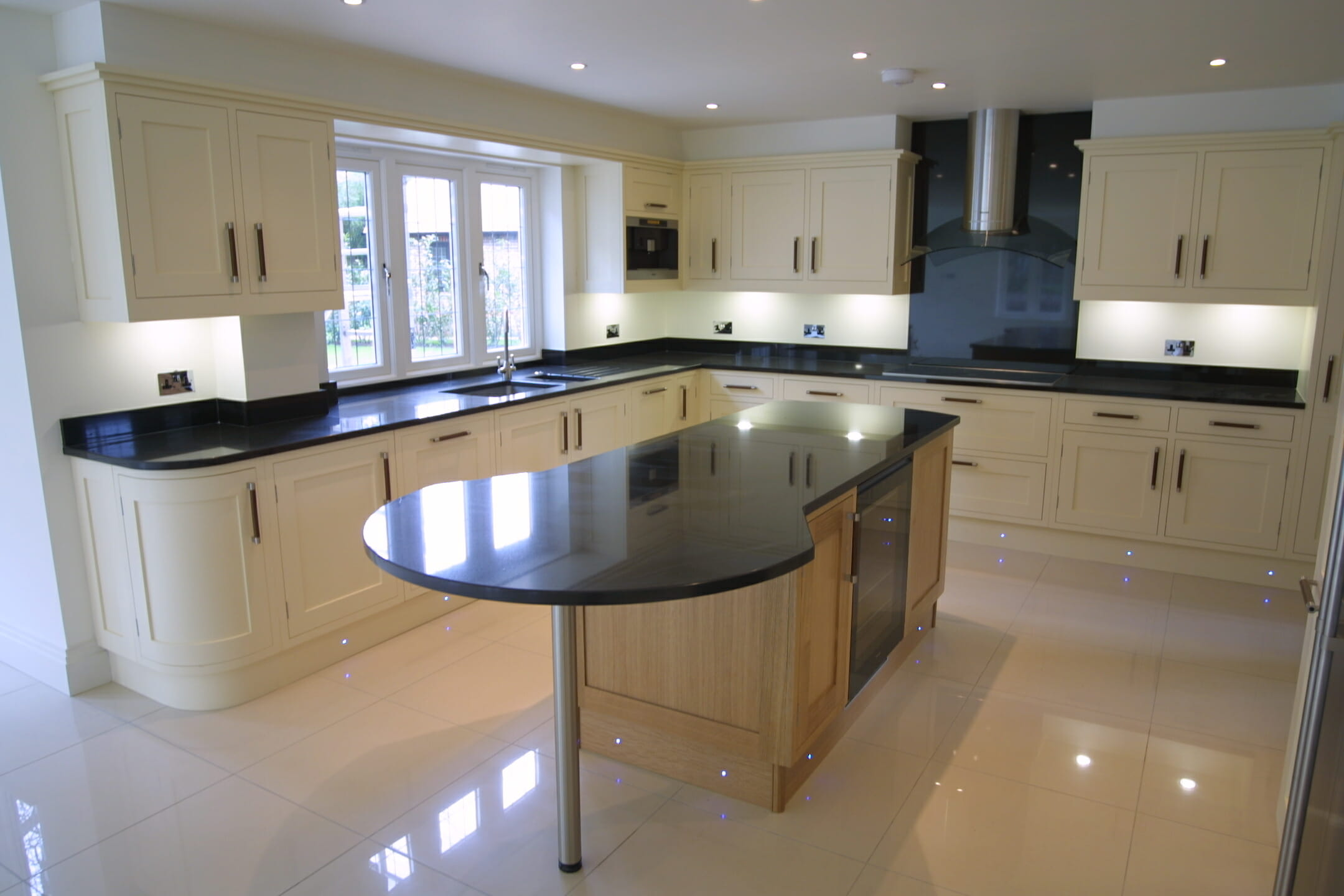 Granite Floors For Kitchen